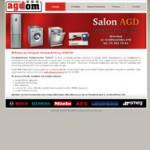 Salon AGD AGDOM – artykuły AGD