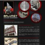 Balustrady aluminiowe – barierki i poręcze z aluminium