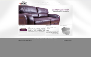 Comfort Collection – meble tapicerowane