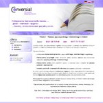 Conversial – Tłumaczenia, biuro tłumaczeń