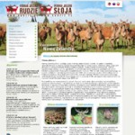 Hodowla jeleni – Rudzie – Ferma jelen