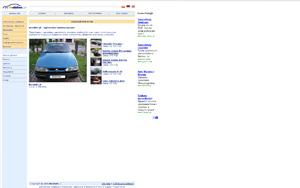 Ogłoszenia motoryzacyjne, Samochody używane, Autokomisy