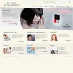 Salon kosmetyczny Alessandro hurtownia kosmetyczna