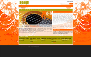 Songs – teksty piosenek