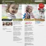 Producent ubrań dziecięcych – Coccodrillo