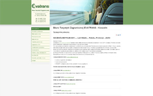 Biuro Turystyki Zagranicznej EVATRANS
