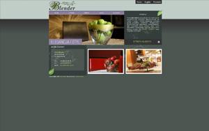 Blender – szkło dekoracyjne