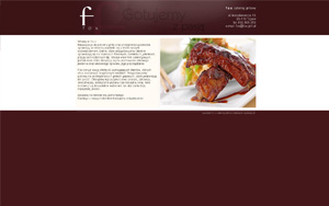 F o x – catering grillowy