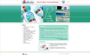 Sprzęt medyczny,zaopatrzenie medyczne-Redicalus