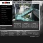 Zeker – zabudowy szklane