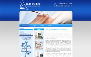Podo-medica, specjalistyczna pielęgnacja stóp