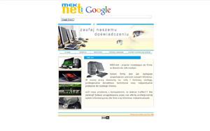 MEK-net – prężnie rozwijająca sie firma w dziedzinie informatyki.