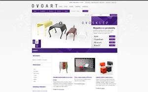 OVOART –   nowoczesne designerskie meble i wyposażenie wnętrz