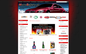 MotoBajery.pl – kosmetyki samochodowe i akcesoria