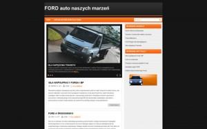 Samochód Ford