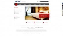 Firma oferująca wyposażenie hoteli