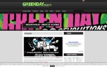 Portal muzyczny o zespole Green Day