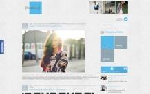 Stylizacje, blogerki modowe, moda