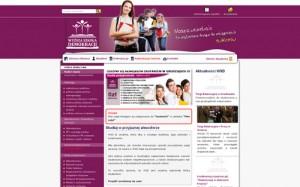 WSD- Wyższa Szkoła Demokracji w Grudziądzu