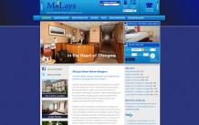 McLays Pensjonat Glasgow