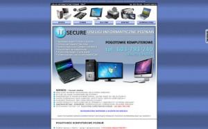 IT Secure – Pogotowie Komputerowe Poznań