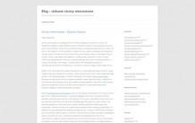 Blog o ciekawych strona internetowych
