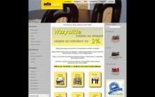Ada-Meble Sklep internetowy z zestawami stołów i krzeseł do pokoju