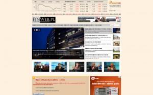 Finweb.pl – giełda, waluty, biznes – portal finansowy