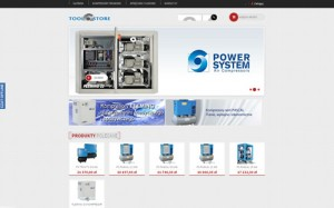 Kompresory śrubowe i Sprężarki tłokowe – Toolstore