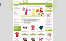 Lafaze.pl sklep internetowy z odzieżą dla dzieci