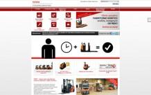 Leasing wózków widłowych BT oraz Toyota -> Toyota Forklifts