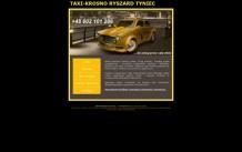 Taxi – Krosno