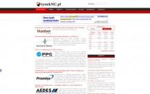RynekNC.pl – podstawowe źródło o rynku NewConnect