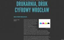 Drukarnia i druk cyfrowy blog