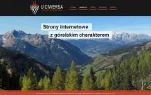 Strony www Zakopane