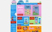 Świnka Peppa DVD