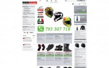 Sklep Motomania24 Choszczno Części i akcesoria motocyklowe