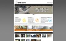 Firma oferująca izolacje natryskowe – Tech-Spray