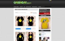 Koszulki Green Day