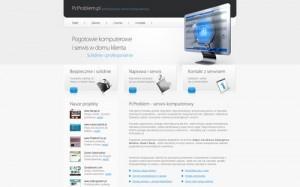 Pcproblem – pogotowie komputerowe i serwis w domu klienta.