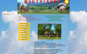 Zaproszenie gospodarstwa agrotur, w Bartnem w Beskidzie Niskim