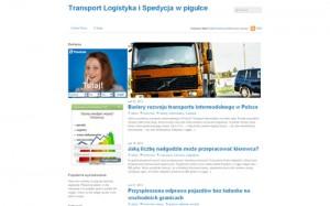 Blog transportowy Wolne Frachty