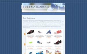 Buty siatkarskie znanych marek