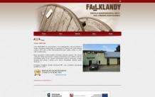 Fallklandy – produkcja bębnów kablowych, tarcicy, palet, opakowań