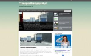 Portal o transporcie europejskim
