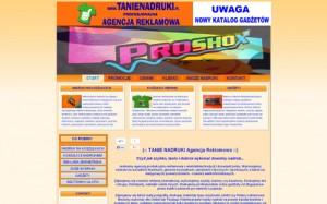 Agencja Reklamowa Tanie Nadruki – Warszawa