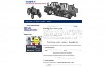 Katalog części zamiennych on-line – Maszyny i ciągniki rolnicze