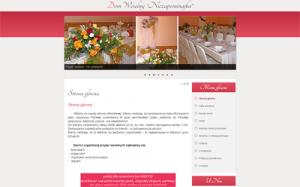 Niezapominajka – dom weselny Grudziądz