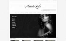 Odzież damska firma Annette Style