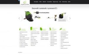Sprzedaż – serwis – wynajem maszyn do sprzątania